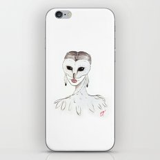 The Masquerade: The Owl iPhone & iPod Skin