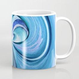 348 - Abstract Plant design Coffee Mug