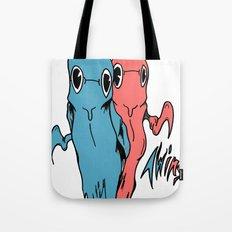 TWINS Tote Bag