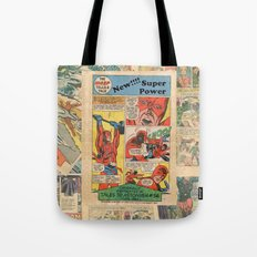 Launching a new Superpower Tote Bag