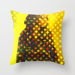 Spellcaster & The Life Games II Throw Pillow