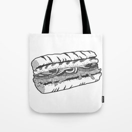 one veg for me, please. Tote Bag