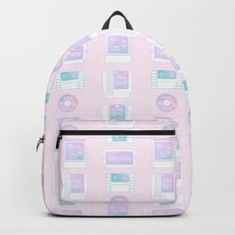 Retro Gaming (pastel) Backpack