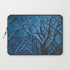 Winter Trees Laptop Sleeve