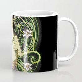 Vintage show girl Coffee Mug