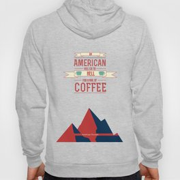 Lab No. 4 - Coffee print art Inspirational Quotes poster Hoody