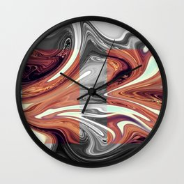 FLUSH Wall Clock