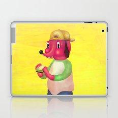 my kind of burger Laptop & iPad Skin