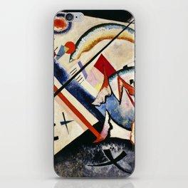Wassily Kandinsky - White Cross iPhone Skin