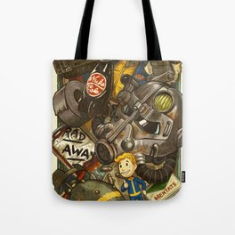 Wasteland Cache Tote Bag
