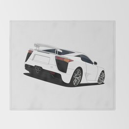 LFA Throw Blanket