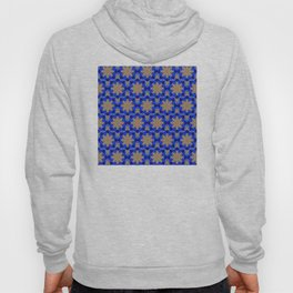 Abstract Flower 0023a Hoody