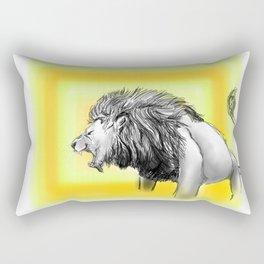 Zef to Def Rectangular Pillow