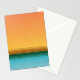 Quiet (landscape) Stationery Cards