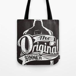 The original sinner Tote Bag