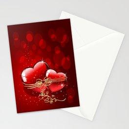 Ich liebe Dich Stationery Cards