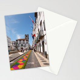 Ponta Delgada, Azores Stationery Cards