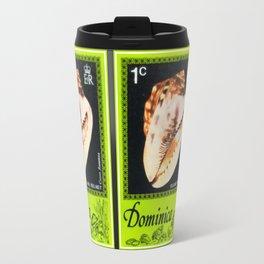 Flame Helmet Travel Mug