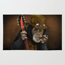 Rockers of the apes Rug