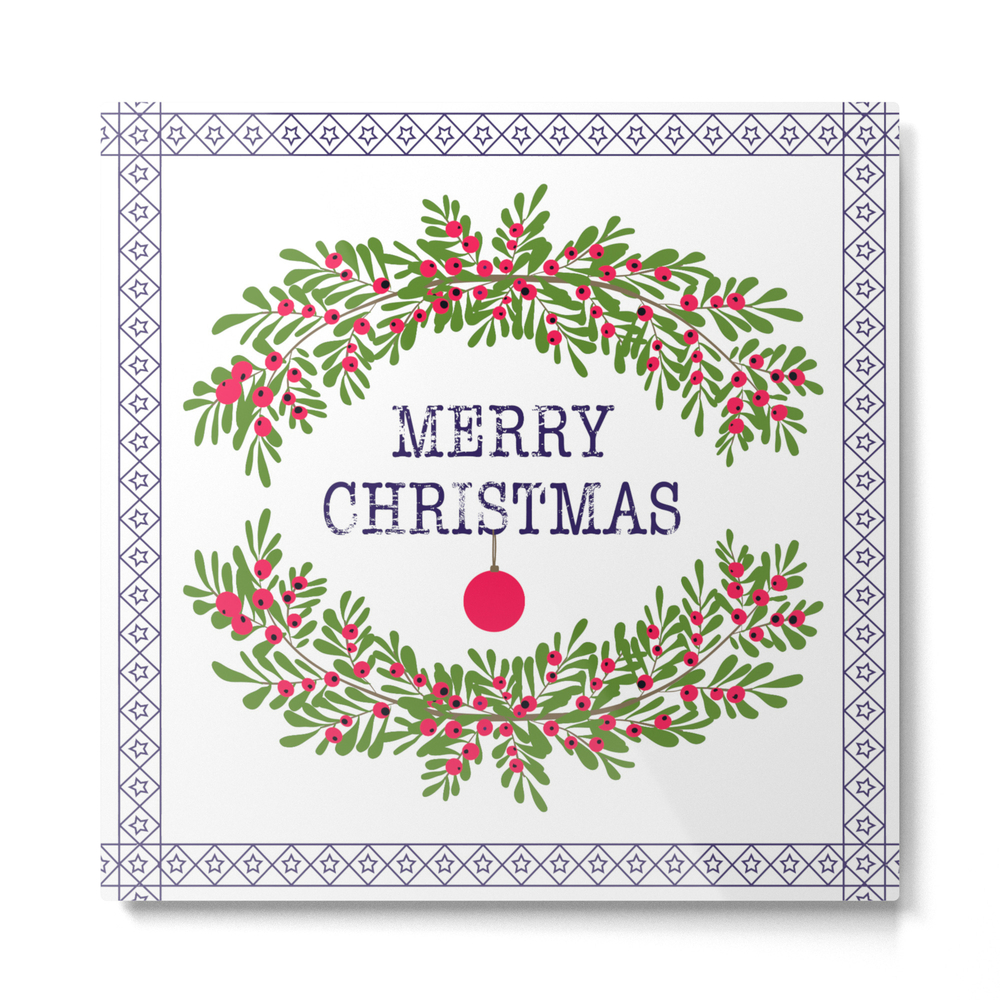 Christmas_._Congratulations_Gifts._Metal_Print_by_fuzzyfox85