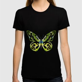 Watercolour Spring Butterfly T-shirt