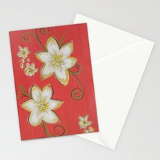 Flowers Stationery Cards