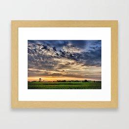 Spirit Sky 2 Framed Art Print