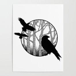 Black Birds II Poster
