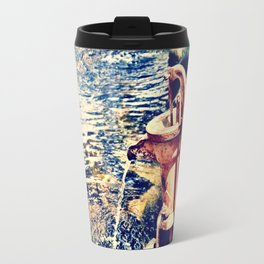 waterfountain Travel Mug