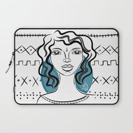 Blue Shakti Laptop Sleeve