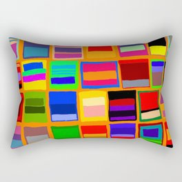 Rothkoesque Rectangular Pillow