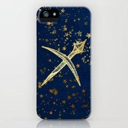 Sagittarius Zodiac Sign iPhone Case