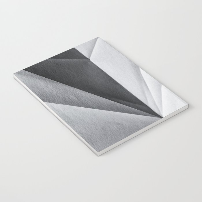 Folded Paper 1 Notebook