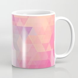All About The Triangles Coffee Mug
