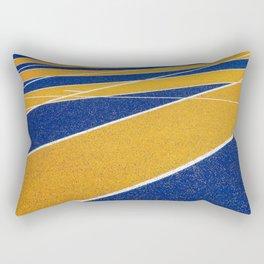 On Track Rectangular Pillow