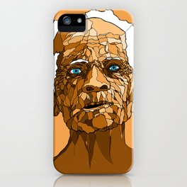 Weary iPhone Case