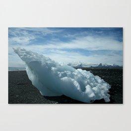 Iceberg from Vatnajökull Canvas Print