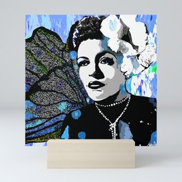 Billie Holiday  Mini Art Print