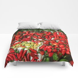 So Many Chiles... Comforters