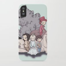 Neverending Plushies iPhone X Slim Case