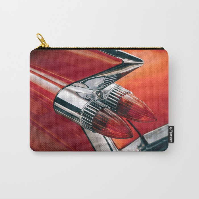 Vintage car phare Carry-All Pouch
