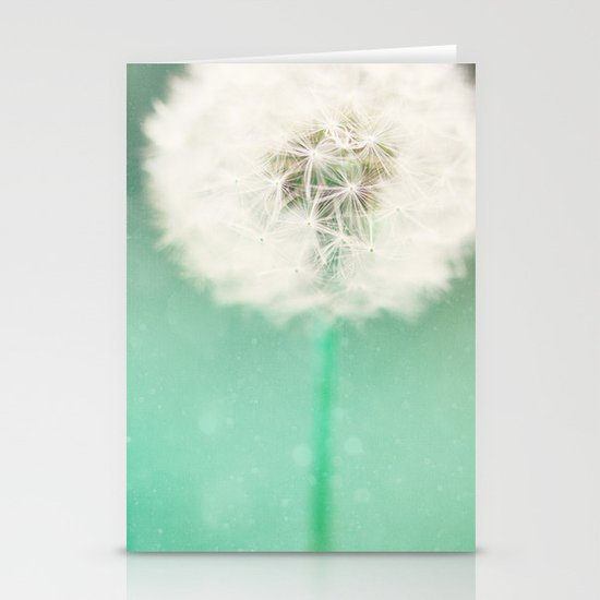 Dandelion Seed Stationery Cards