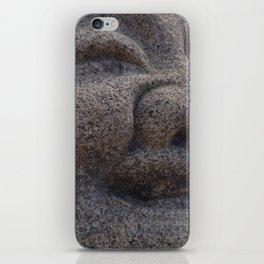 laughing buddha iPhone Skin