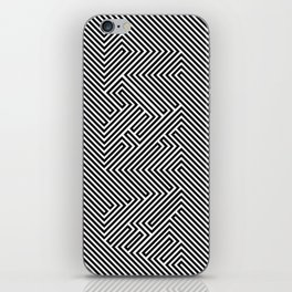 Art maze verticle iPhone Skin
