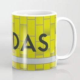 DUNDAS | Subway Station Coffee Mug