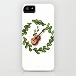 Music Heals iPhone Case