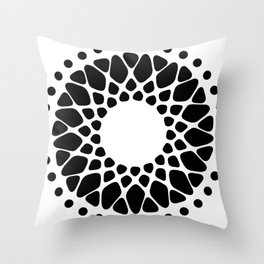 BBS RS Throw Pillow