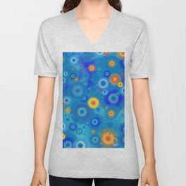 Starry Night 9 Unisex V-Neck