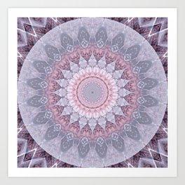 Mandala Witness Art Print