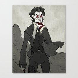 ODD Sloan Canvas Print